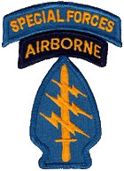Special Forces Airborne Logo