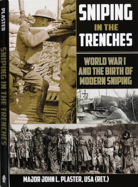 Sniping-in-the-Trenches-World War One and the Birth of Modern Sniping